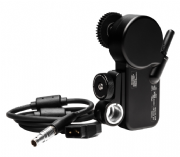 PD MOVIE Remote Air Mini Three Channel Wireless Follow Focus con Apple iPhone & iPod Touch Integration